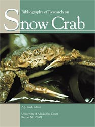 Bibliography of Research on Snow Crab (Chionoecetes opilio)