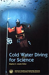 Cold Water Diving for Science