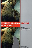 Steller Sea Lion Decline: Is It Food II