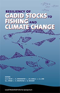 Resiliency of Gadid Stocks to Fishing and Climate Change