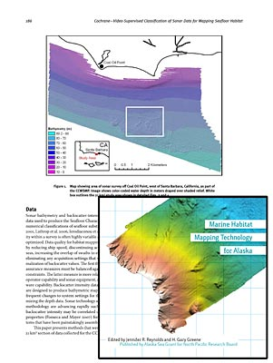 Video-Supervised Classification of Sonar Data for Mapping Seafloor Habitat