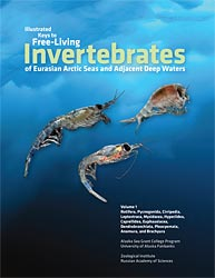 Illustrated Keys to Free-Living Invertebrates of Eurasian Arctic Seas and Adjacent Deep Waters, Vol. 1.