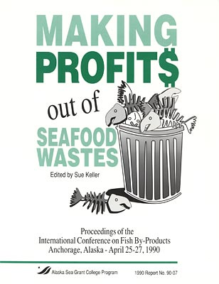 Making Profits out of Seafood Wastes