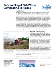 Safe and Legal Fish Waste Composting in Alaska