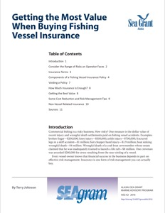 Getting the Most Value When Buying Fishing Vessel Insurance