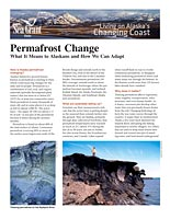 Permafrost Change: What It Means to Alaskans and How We Can Adapt