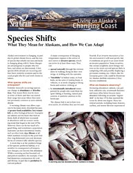 Species Shifts: What They Mean for Alaskans, and How We Can Adapt
