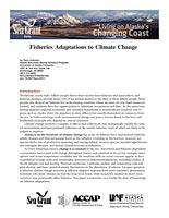 Fisheries Adaptations to Climate Change