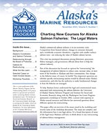 Charting New Courses for Alaska Salmon Fisheries: The Legal Waters