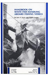 Handbook on White Fish Handling Aboard the Fishing Vessel