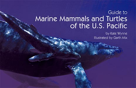 Marine Mammals and Turtles of the U.S. Pacific
