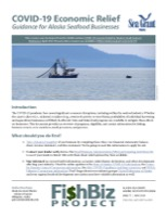 COVID-19 Economic Relief: Guidance for Alaska Seafood Businesses