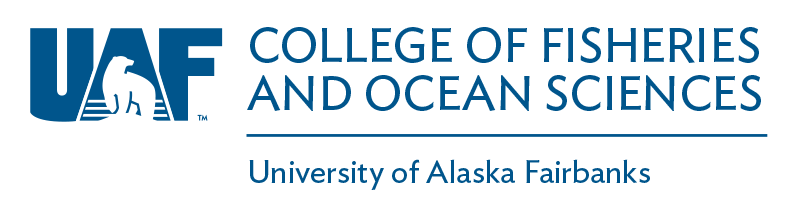 UAF College of Fisheries and Ocean Sciences logo