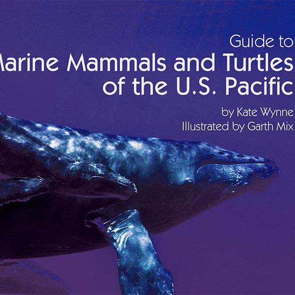 Pacific marine mammal guide