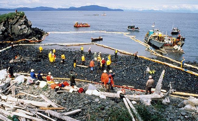 Encountering Environmental Hazards on Alaska's Coasts ...
